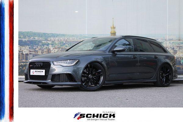 Audi RS6 Avant 4,0 TFSI quattro Aut. bei autohaus schick in