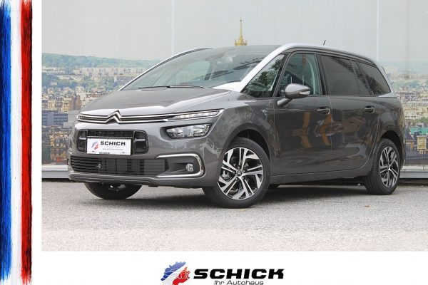 Citroën Grand C4 Spacetourer BlueHDI 130 S&S 6-Gang Shine bei autohaus schick in