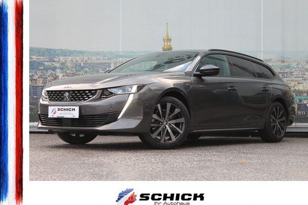 Peugeot 508 SW 1,5 BlueHDi 130 EAT8 S&S GT Line Aut. bei autohaus schick in