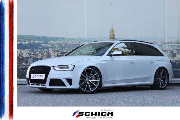 Audi RS4 Avant 4,2 FSI quattro S-tronic bei autohaus schick in