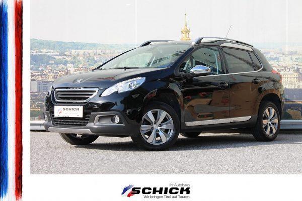 Peugeot 2008 1,6 BHDI Allure bei autohaus schick in