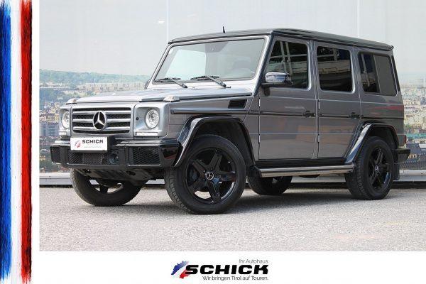 Mercedes-Benz G350 BlueTEC Station Wagen bei autohaus schick in