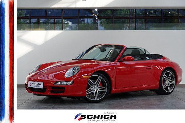 Porsche 911 Carrera S Cabrio bei autohaus schick in