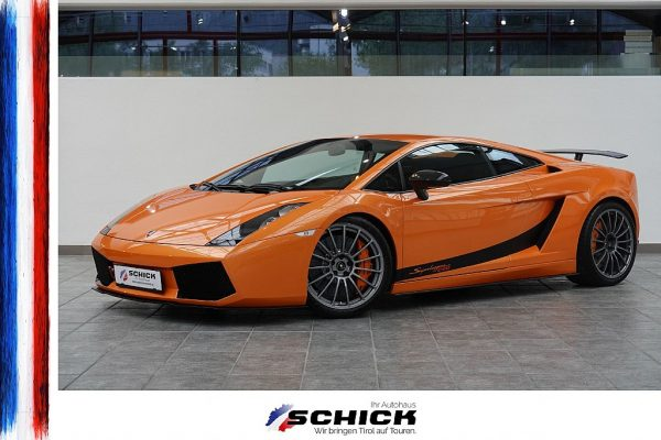 Lamborghini Gallardo Superleggera bei autohaus schick in