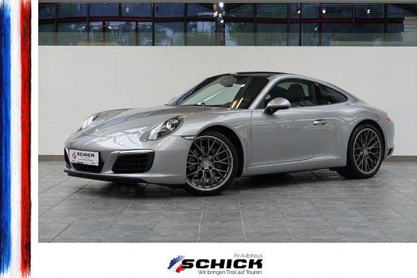 Porsche 911 Carrera Coupé 991.2 bei autohaus schick in