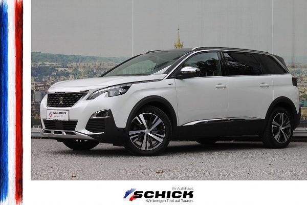 Peugeot 5008 2,0 BlueHDI 180 S&S EAT6 GT bei autohaus schick in