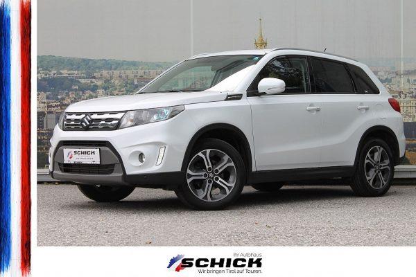 Suzuki Vitara 1,6 DDiS 4WD GLX Flash bei autohaus schick in