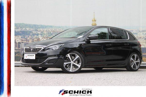 Peugeot 308 2,0 BlueHDI 180 GT S&S Aut. bei autohaus schick in
