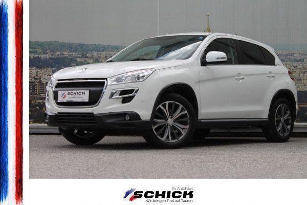 Peugeot 4008 1,6 HDi 115 FAP Allure bei autohaus schick in