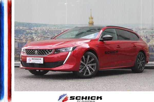Peugeot 508 SW GT Line BHDi130 EAT8 bei autohaus schick in