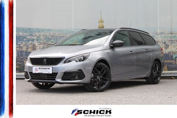 Peugeot 308 SW GT Pack BHDi130 EAT8 BLACK PACK *neues Modell* bei autohaus schick in