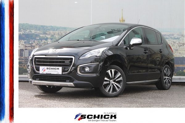 Peugeot 3008 Hybrid Allure ASG6 bei autohaus schick in
