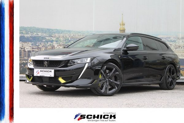 Peugeot 508 SW Hybrid 360 e-EAT8 Peugeot Sport Engineered bei autohaus schick in