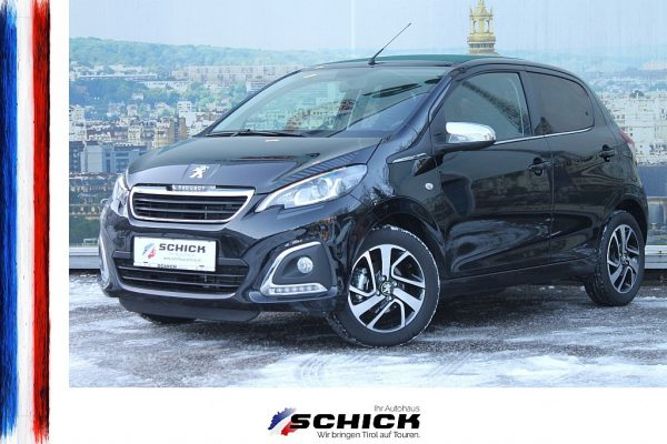 Peugeot 108 1,0 VTi 72 TOP! Collection bei autohaus schick in