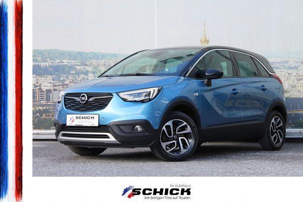 Opel Crossland X 1,2 Turbo ECOTEC Innovation bei autohaus schick in