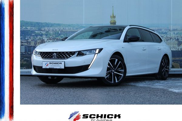 Peugeot 508 SW GT Plug-In-Hybrid 225 EAT8 bei autohaus schick in