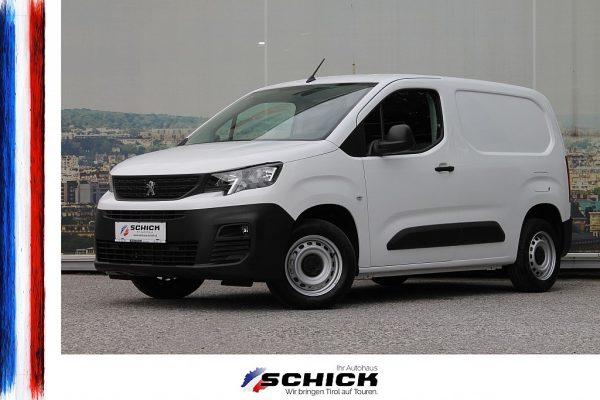 Peugeot Partner Premium BHDi100 bei autohaus schick in