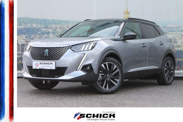 Peugeot e-2008 GT Pack bei autohaus schick in