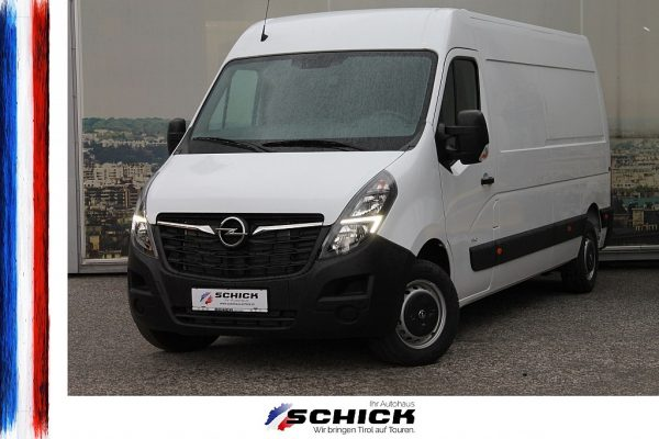 Opel Movano L3H2 2,3 TurboD Blue Injection 3,5t bei autohaus schick in