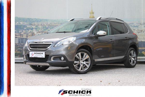 Peugeot 2008 Allure e-HDI 115 bei autohaus schick in