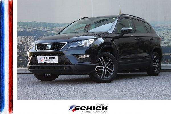 Seat Ateca 1,6 Reference TDI bei autohaus schick in
