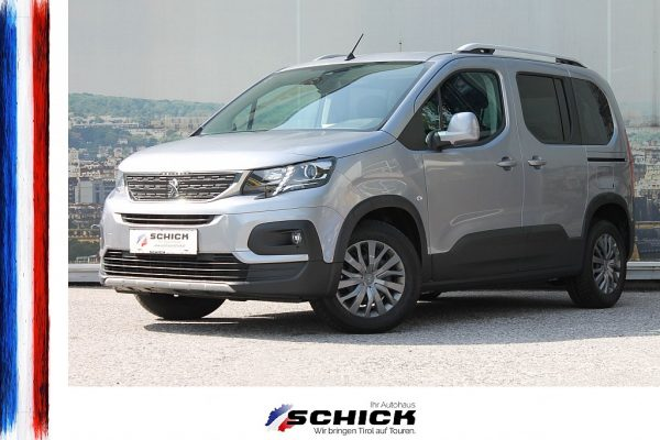 Peugeot Rifter Allure BHDi130 bei autohaus schick in