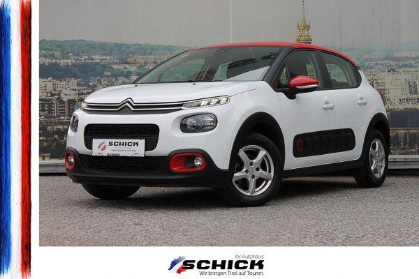 Citroën C3 Feel PT82 bei autohaus schick in